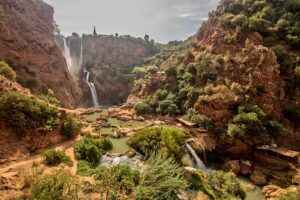 Day Trip To Ouzoud Waterfalls
